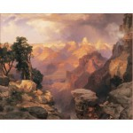 Puzzle  Pomegranate-AA312 Thomas Moran