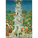 Puzzle  Pomegranate-AA575 The Tower of Babel: A medieval masterwork