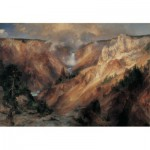 Puzzle  Pomegranate-AA611 Thomas Moran: The Grand Canyon of Yellowstone