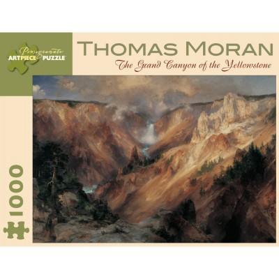 Puzzle Pomegranate-AA611 Thomas Moran: The Grand Canyon of Yellowstone