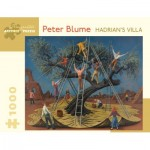 Puzzle  Pomegranate-AA865 Peter Blume - Hadrian's Villa, 1958