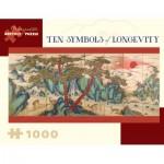 Puzzle  Pomegranate-AA918 Joseon dynasty - Ten Symbols of Longevity