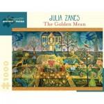Puzzle  Pomegranate-AA929 Julia Zanes - The Golden Mean, 2012