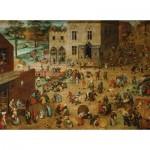 Puzzle   Brueghel Pieter - Children's Games