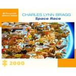 Puzzle   Charles Lynn Bragg - Space Race