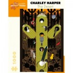 Puzzle   Charley Harper - The Desert