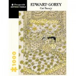 Puzzle   Edward Gorey - Cat Fancy