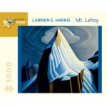 Puzzle   Lawren S. Harris - Mt. Lefroy, 1930