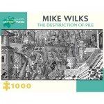 Puzzle   Mike Wilks - The Destruction of Pile
