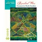 Puzzle   Rosalind Wise - Geometric Herb Garden