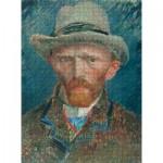 Puzzle   Van Gogh Vincent - Self-Portrait