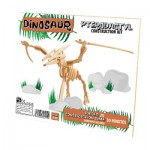 Professor-Puzzle-DC1158 3D Wooden Jigsaw Puzzle - Pterodactylus