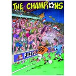 PuzzelMan-003 Jigsaw Puzzle - 1000 Pieces - The Champions : Sexy Fans