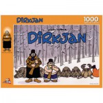 PuzzelMan-007 Jigsaw Puzzle - 1000 Pieces - Hunting