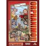 PuzzelMan-039 Jigsaw Puzzle - 1000 Pieces - The Family