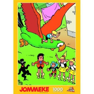 PuzzelMan-057 Jigsaw Puzzle - 1000 Pieces - Jommeke: Bonsai