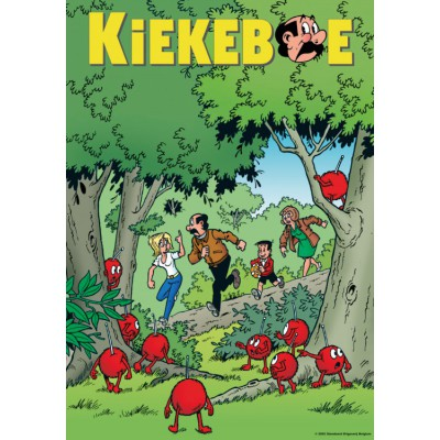 PuzzelMan-061 Jigsaw Puzzle - 1000 Pieces - In the Woods