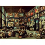 PuzzelMan-063 Jigsaw Puzzle - 1000 Pieces - Willem Van Haecht : The Gallery of Cornelis van der Geest