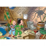 PuzzelMan-083 Jigsaw Puzzle - 99 Pieces - In the Attic