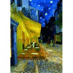 PuzzelMan-088 Jigsaw Puzzle - 1000 Pieces - Van Gogh : Cafe Terrace by Night