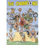 PuzzelMan-151 Jigsaw Puzzle - 1000 Pieces - The Champions : The Podium