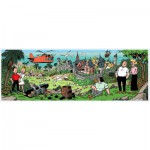 Puzzle  PuzzelMan-184 Bob and Bobette : The island of Amoras