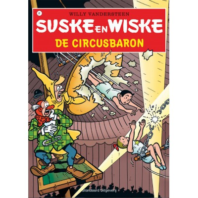 Puzzle PuzzelMan-218 Bob and Bobette : the Circus
