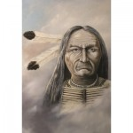 Puzzle  PuzzelMan-237 Nico Bulder: Indian Chief