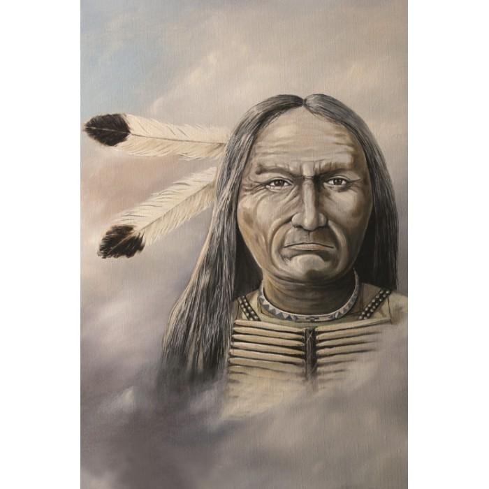 Nico Bulder: Indian Chief