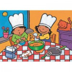 Puzzle  PuzzelMan-248 Noa: In the kitchen