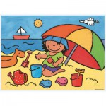 Puzzle  PuzzelMan-273 Noa: On the beach