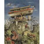 Puzzle  PuzzelMan-274 Marius van Dokkum: Noah's Ark