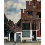 Puzzle  PuzzelMan-386 Collection Rijksmuseum Amsterdam - Johannes Vermeer: The Little Street
