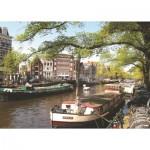 Puzzle  PuzzelMan-422 Netherlands: Amsterdam