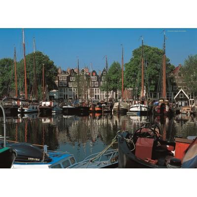 Puzzle PuzzelMan-432 Netherlands: Amsterdam