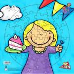 Puzzle  PuzzelMan-436 The cake