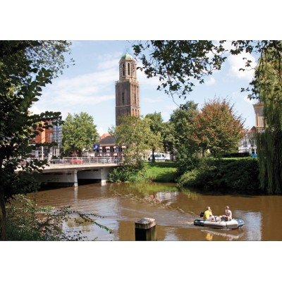Puzzle PuzzelMan-438 Netherlands: Zwolle
