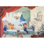 Puzzle  PuzzelMan-456 Marten Toonder - M. Bommel : A table
