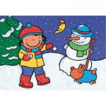 Puzzle  PuzzelMan-507 Noa: At the snow