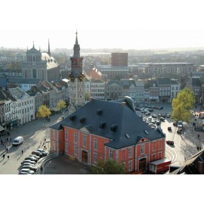 Puzzle PuzzelMan-519 Belgium: Sint-Truiden