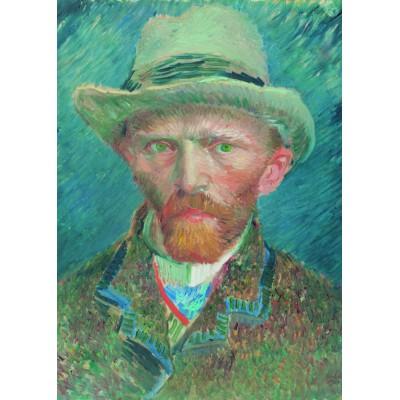Puzzle PuzzelMan-551 Collection Rijksmuseum Amsterdam - Vincent Van Gogh: Self Portrait