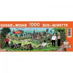 Puzzle  PuzzelMan-56277 Bob and Bobette