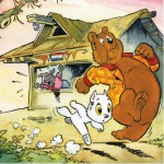 Puzzle  PuzzelMan-580 Marten Toonder - Mr. Bommel: the Escape