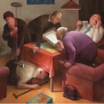 Puzzle  PuzzelMan-583 Marius van Dokkum: The Missing Piece