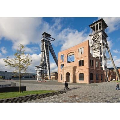 Puzzle PuzzelMan-585 Belgium: Mine Winterslag Genk