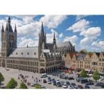 Puzzle  PuzzelMan-586 Belgium: Ypres
