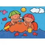 Puzzle  PuzzelMan-599 Noa: On water