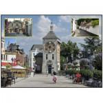 Puzzle  PuzzelMan-646 Belgium: Lierre