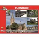 Puzzle  PuzzelMan-647 Belgium: Turnhout
