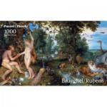 Puzzle  PuzzelMan-761 Rubens / Brueghel : Paradise
